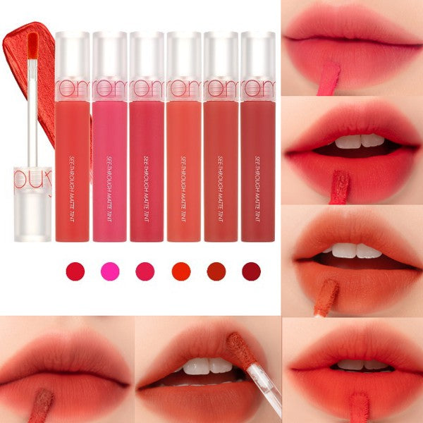 ROM&ND™ See Through Matte Tint (6 variants)