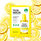 SOMEBYMI™ Yuja Niacin 30 Days Blemish Serum Mask (2pcs) - LilyVanity
