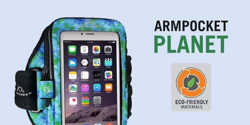 EARTH MONTH - CELEBRATE WITH A NEW ARMPOCKET PLANET