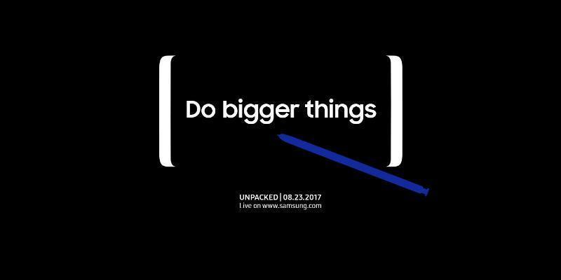 GALAXY NOTE 8 LEAK 'CONFIRMS' RUMORS
