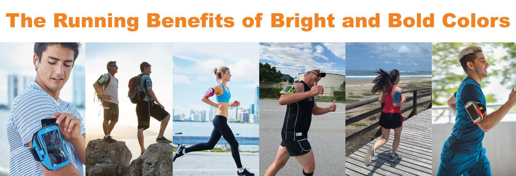 The Running Benefits of Bright and Bold Colors