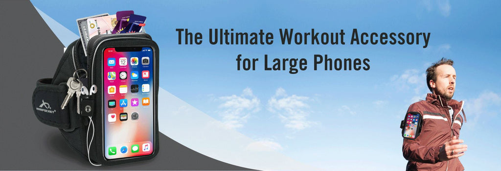 The Ultimate Workout Accessory for Large Phones