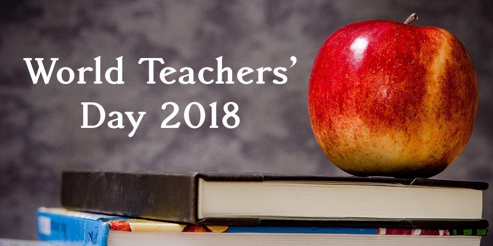 Armpocket Celebrates World Teachers Day 2018