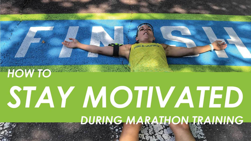 How to Stay Motivated When Training for a Marathon