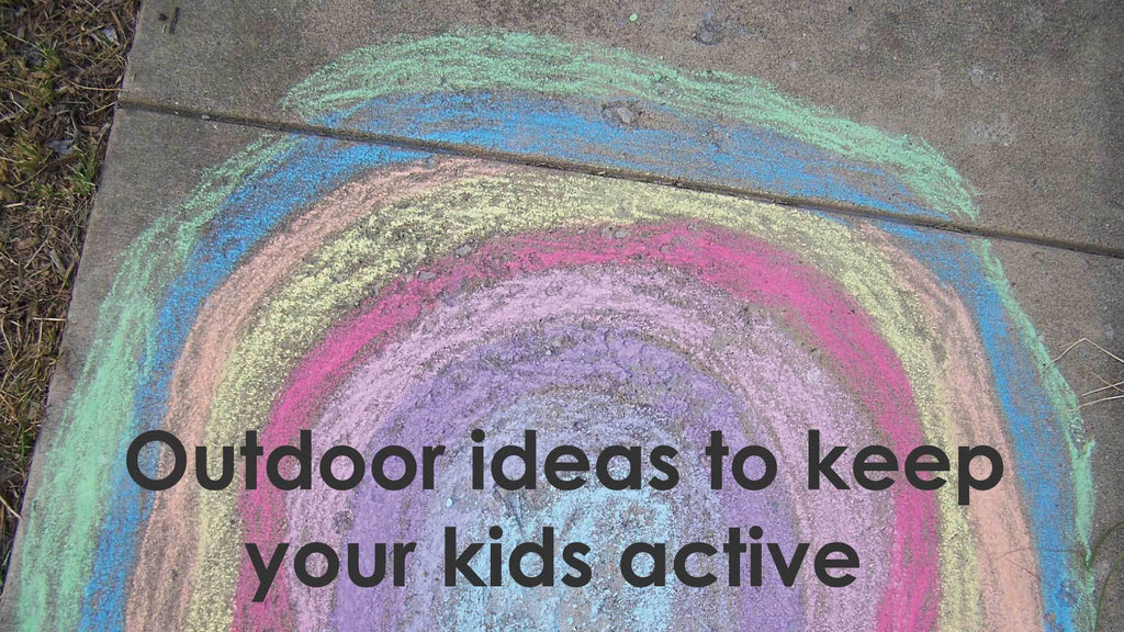 Outdoor Ideas To Keep Your Kids Active