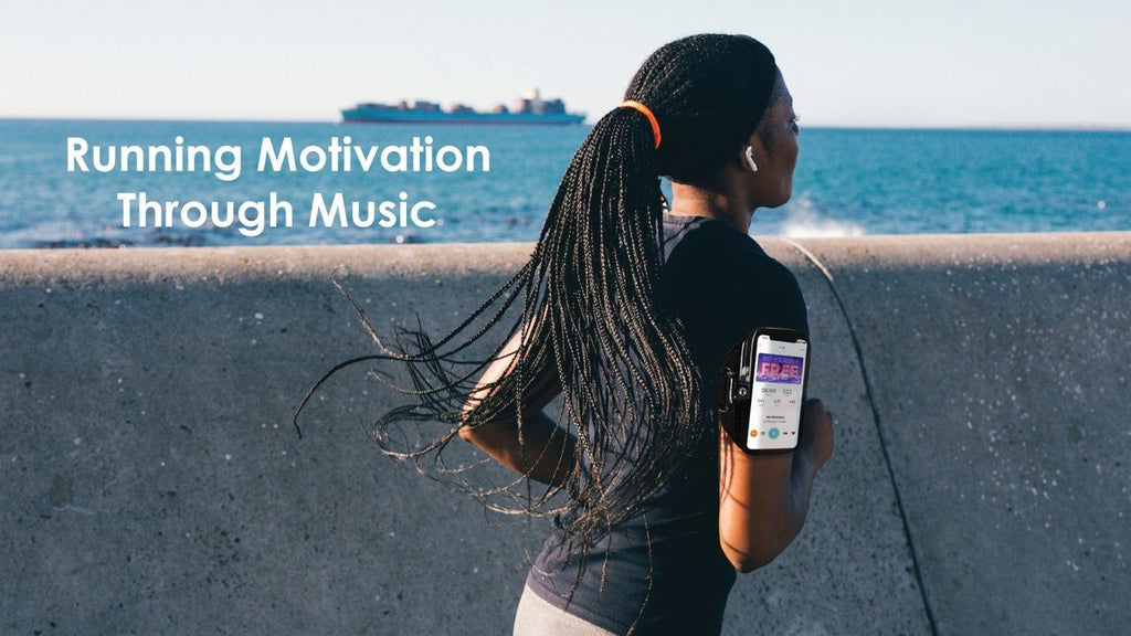 Running Motivation Through Music