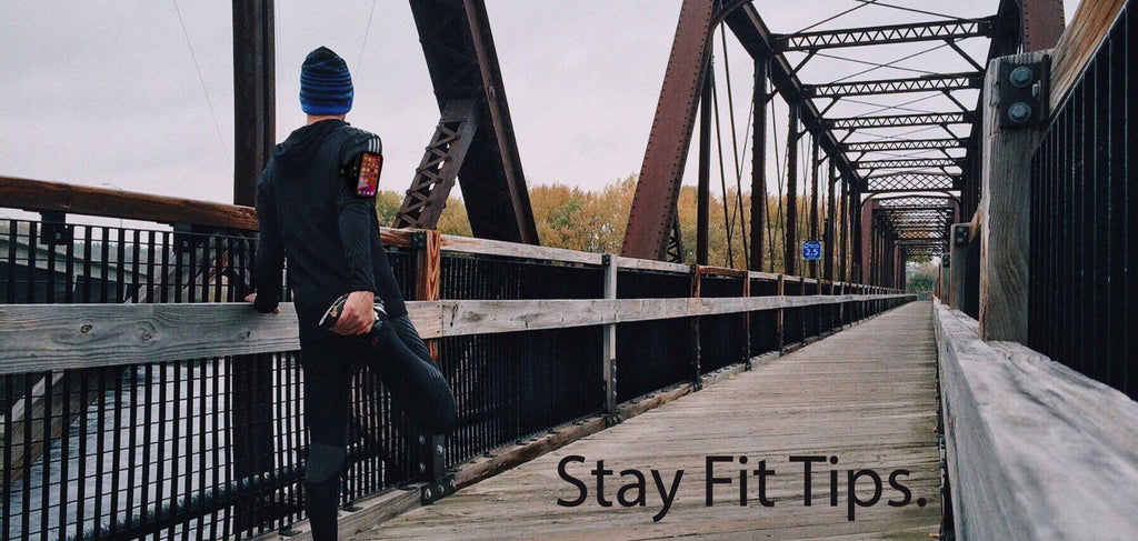 Holiday Stay Fit Tips