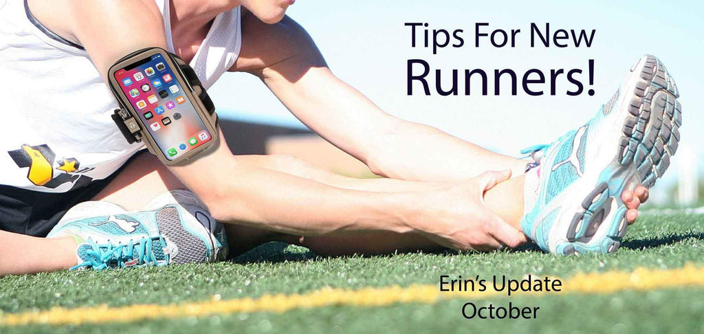 Tips for New Runners - October Update!