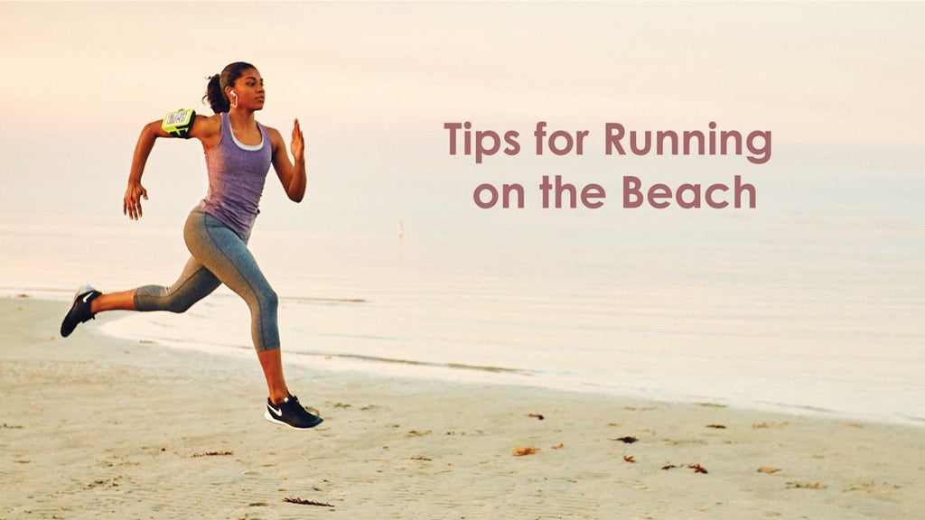 Tips for Running on the Beach