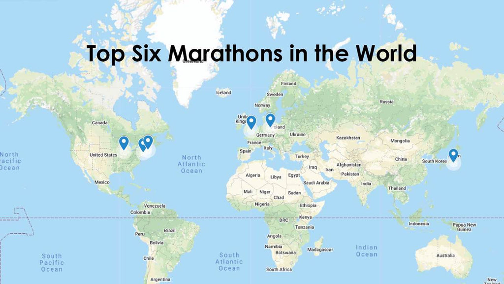 The Top 6 Marathons in the World