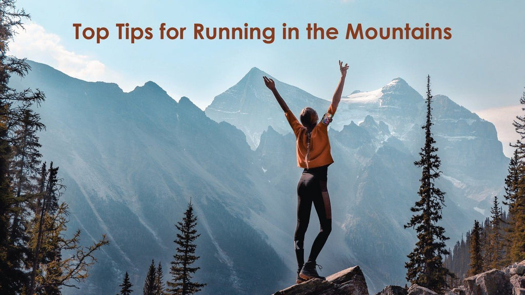 Top Tips for Running in the Mountains