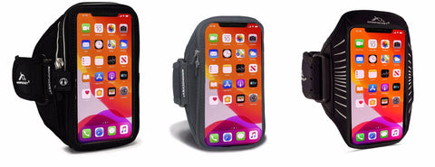 Armpocket armbands for iPhone 11