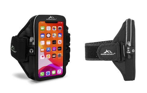 Armpocket Mega i-40 and i-40 Plus armbands for iPhone 11