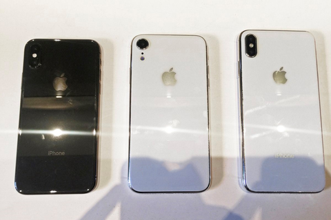 iPhone 9 compared to iPhone X and iPhone x Plus (rumored)