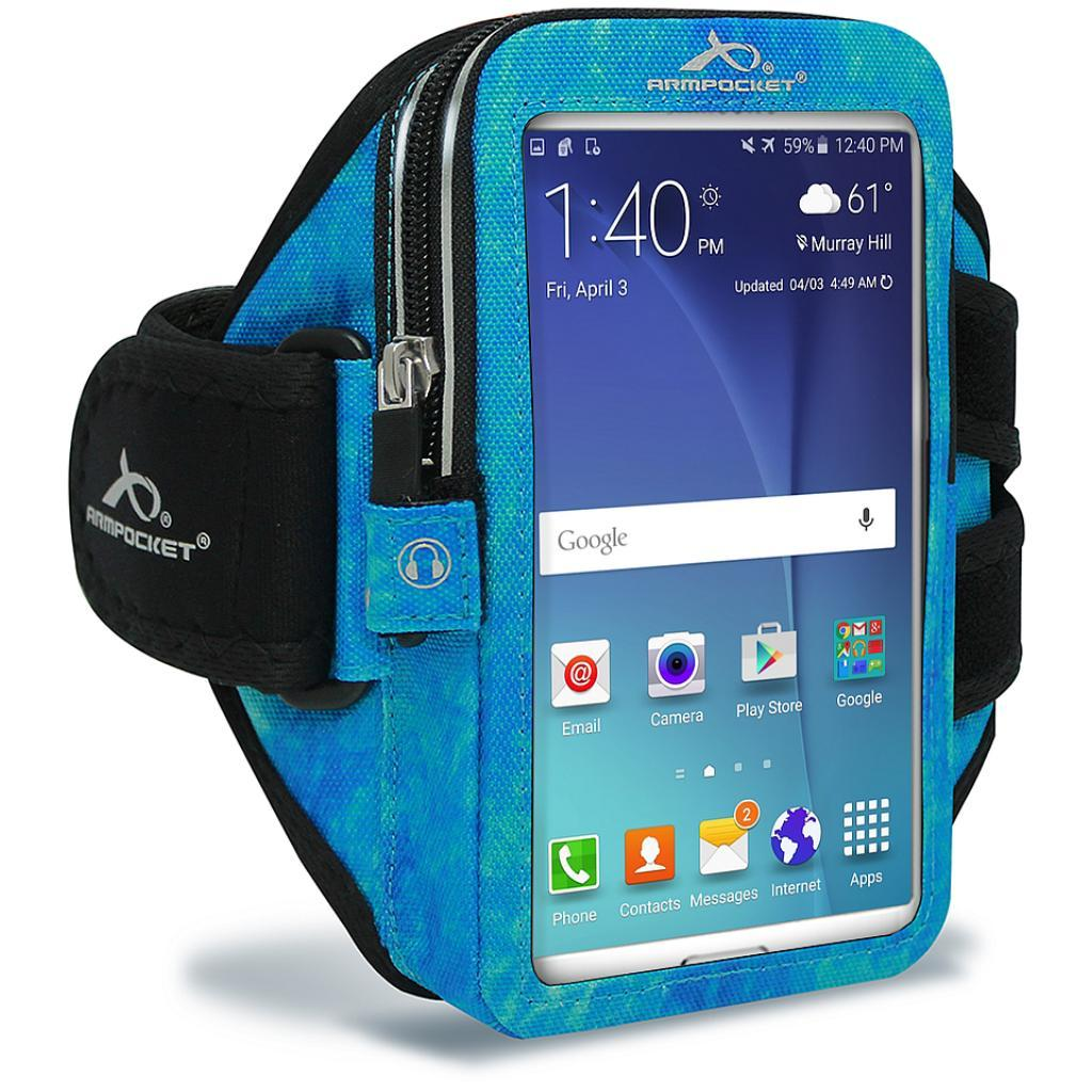 Ultra i-35 fitness armband for Galaxy S7 Arctic Blue