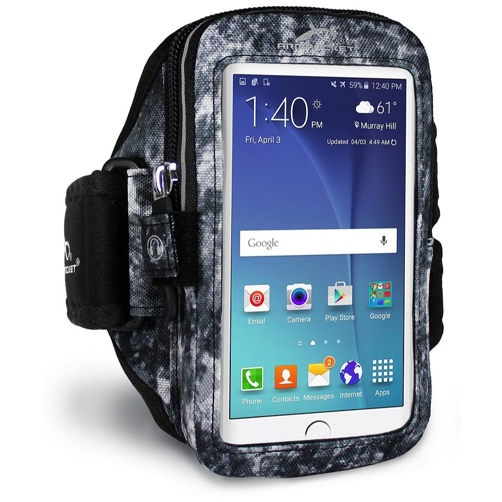 Ultra i-35 fitness armband for Galaxy S7 Arctic Storm
