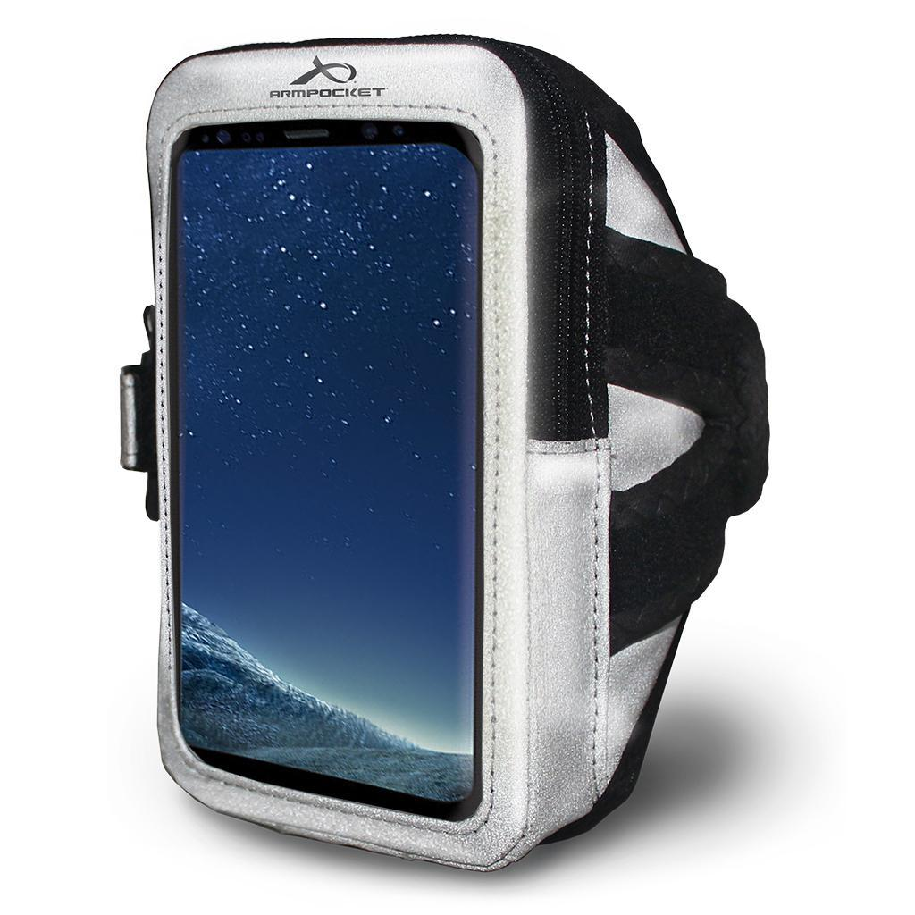 100% Reflective for Galaxy S6 active - Ultra i-35 Silver