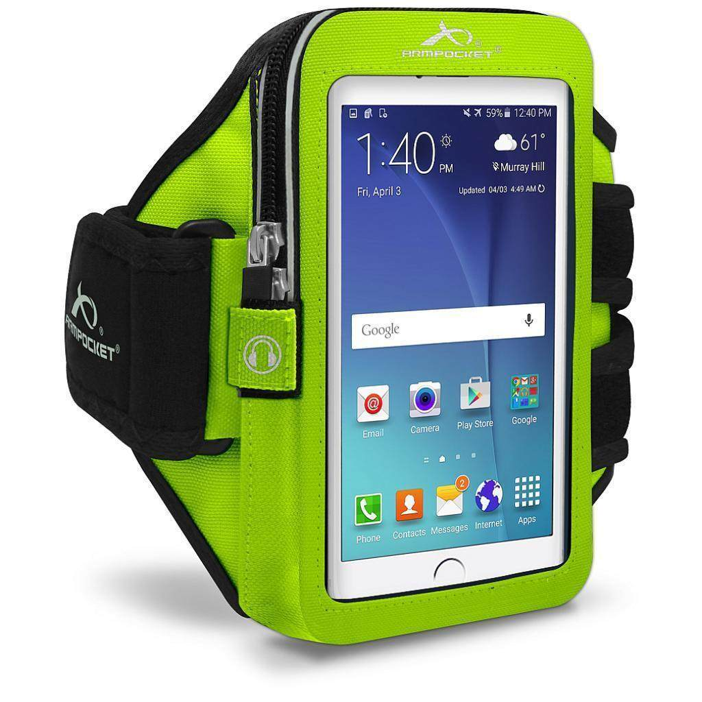 Ultra i-35 armband for Google Pixel Yellow