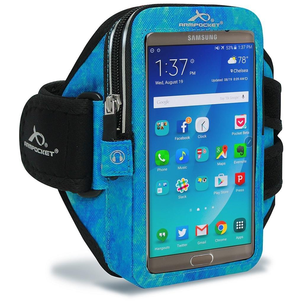 Mega i-40 Galaxy S6 Running Phone Armband