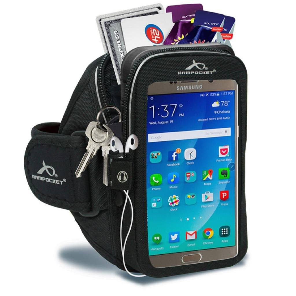 Armpocket Elite, Mega i-40 Plus for Galaxy S8+ Storage