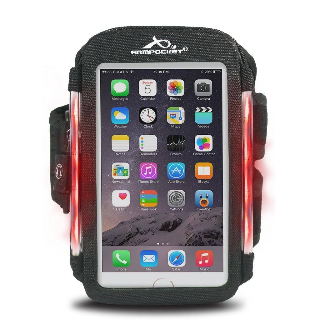 LED Lights Running band, Mega i-40 for iPhone 6