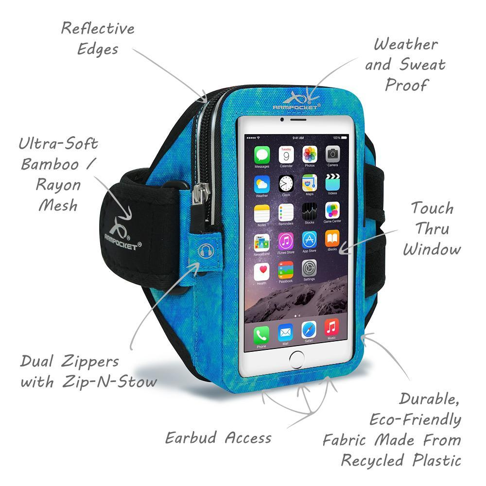 Smartphone Armband and Running Phone Holder for iPhone 7