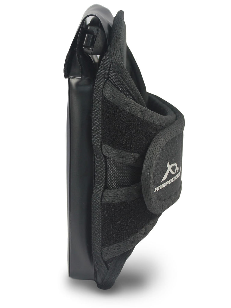 Profile view of Aqua waterproof armband for A3