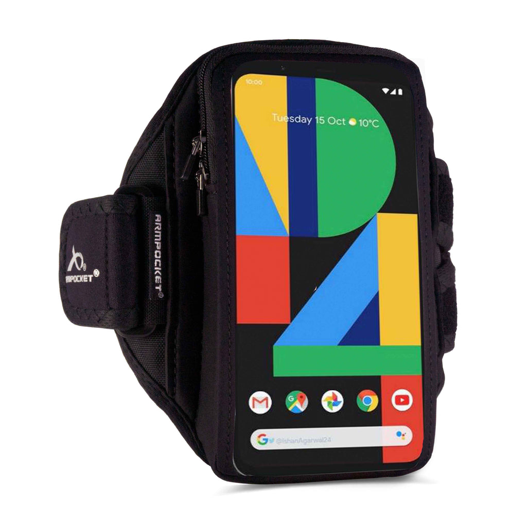 Armpocket X Plus full-screen armband for Google Pixel 4