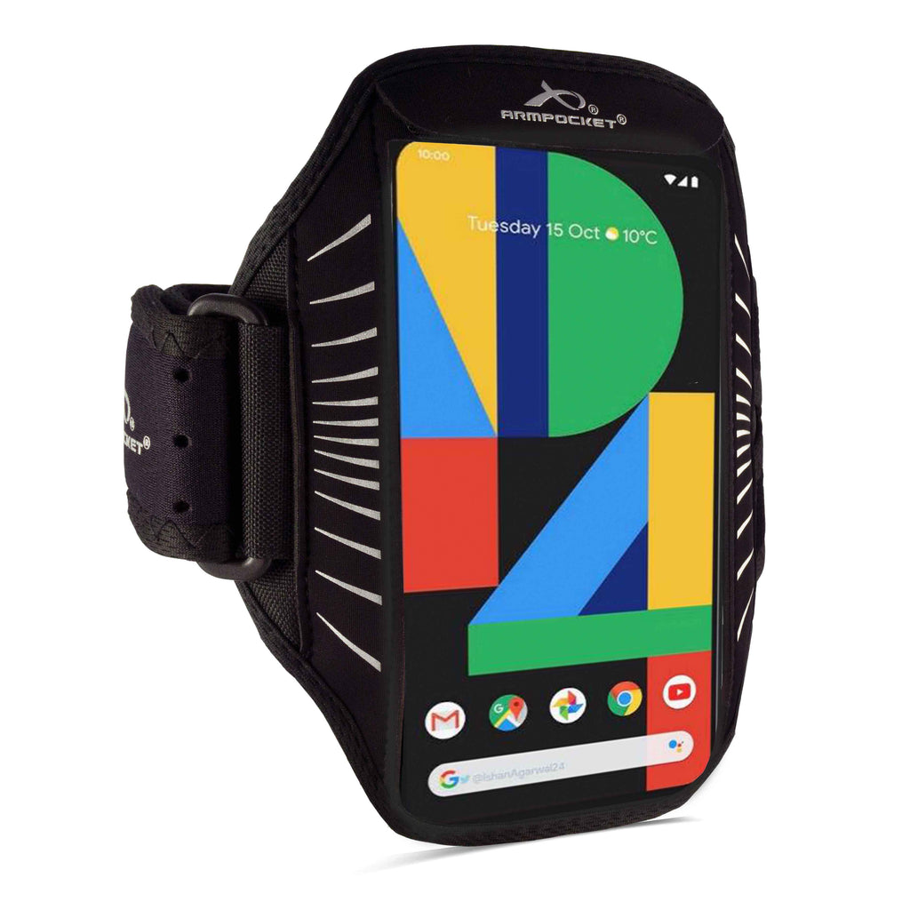 Racer Edge full-screen, thin armband for Google Pixel 4