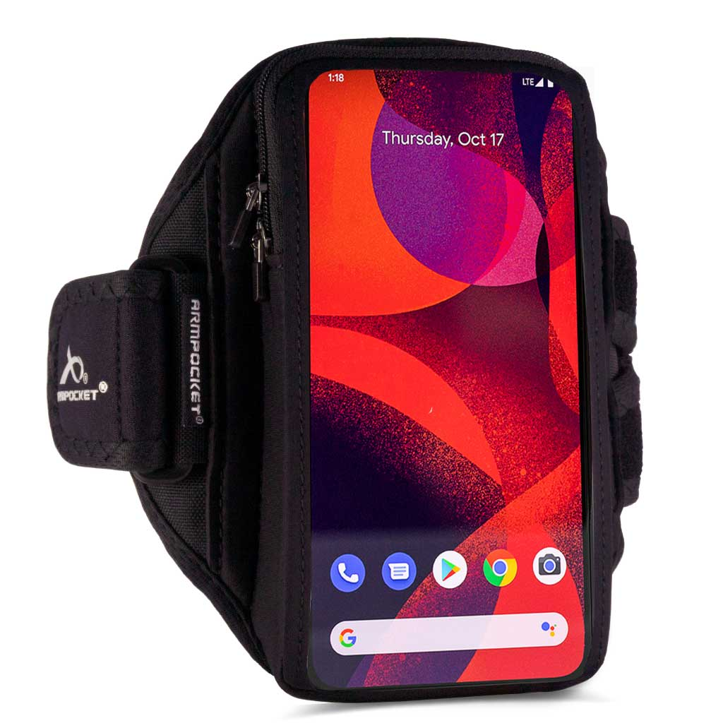 Armpocket X Plus full-screen armband for Google Pixel 5