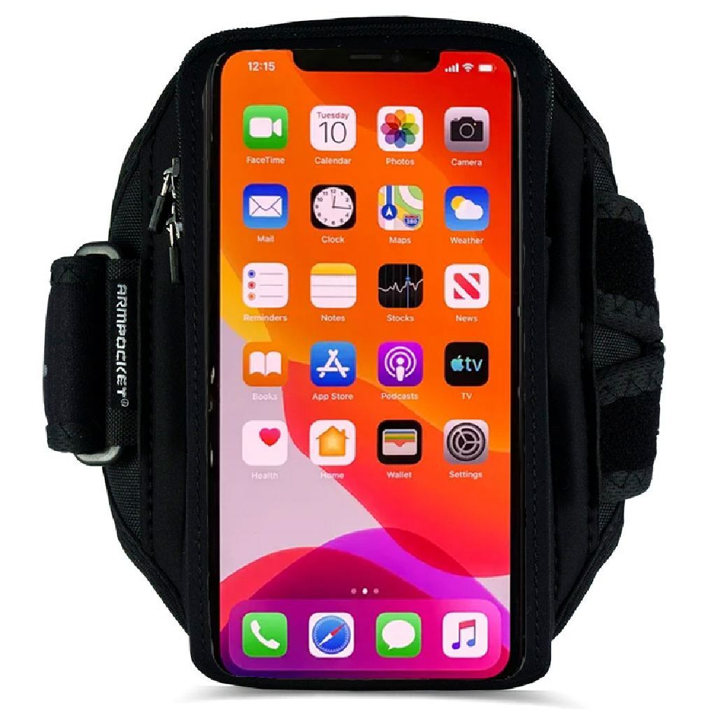 Armpocket X Plus Full-Screen iPhone 11 Running Armband - Front