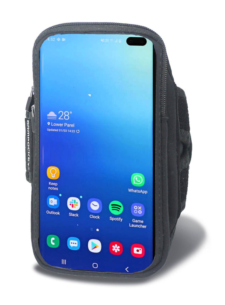 Armpocket X Armband for Google Pixel 4 Side View
