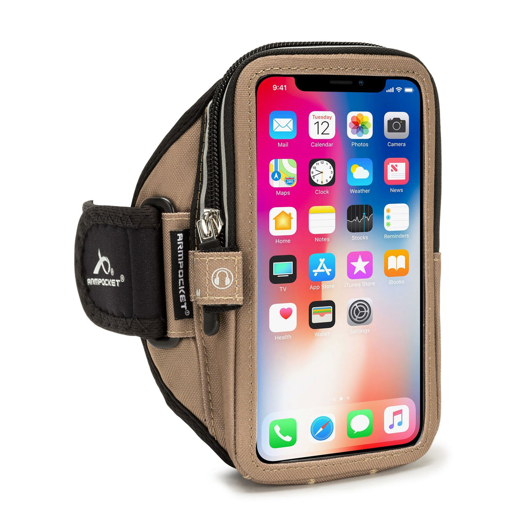 Mega i-40 Running Phone Armband + Belt Attachment