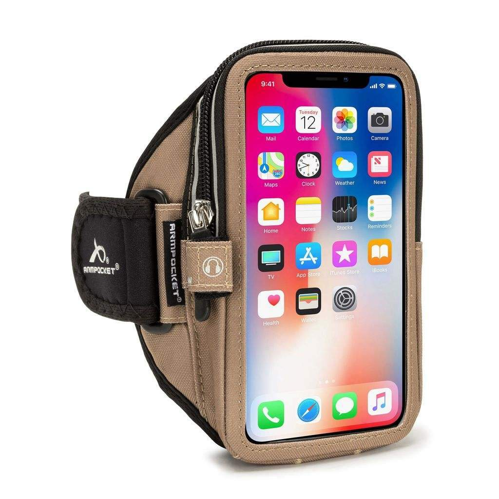 Mega i-40 armband for iPhone 11 Pro Coyote