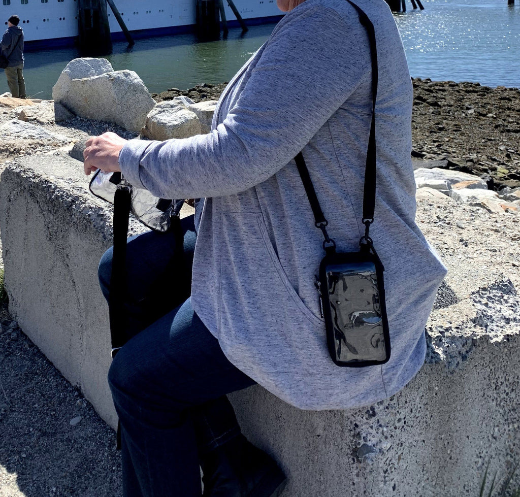 Metro Multi-Purpose Cross-body and Belt Bag for all devices up to 7.0""