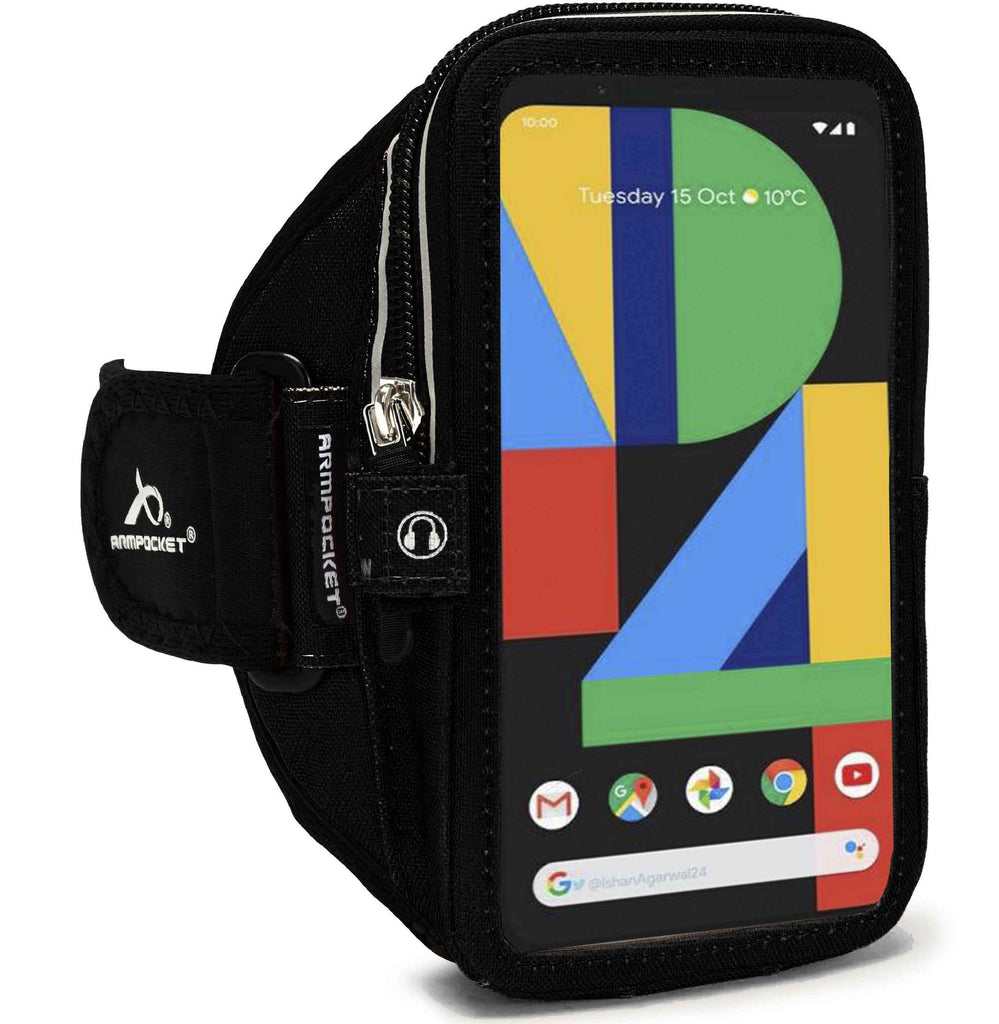 Mega i-40 Plus for Google Pixel 4 XL Black