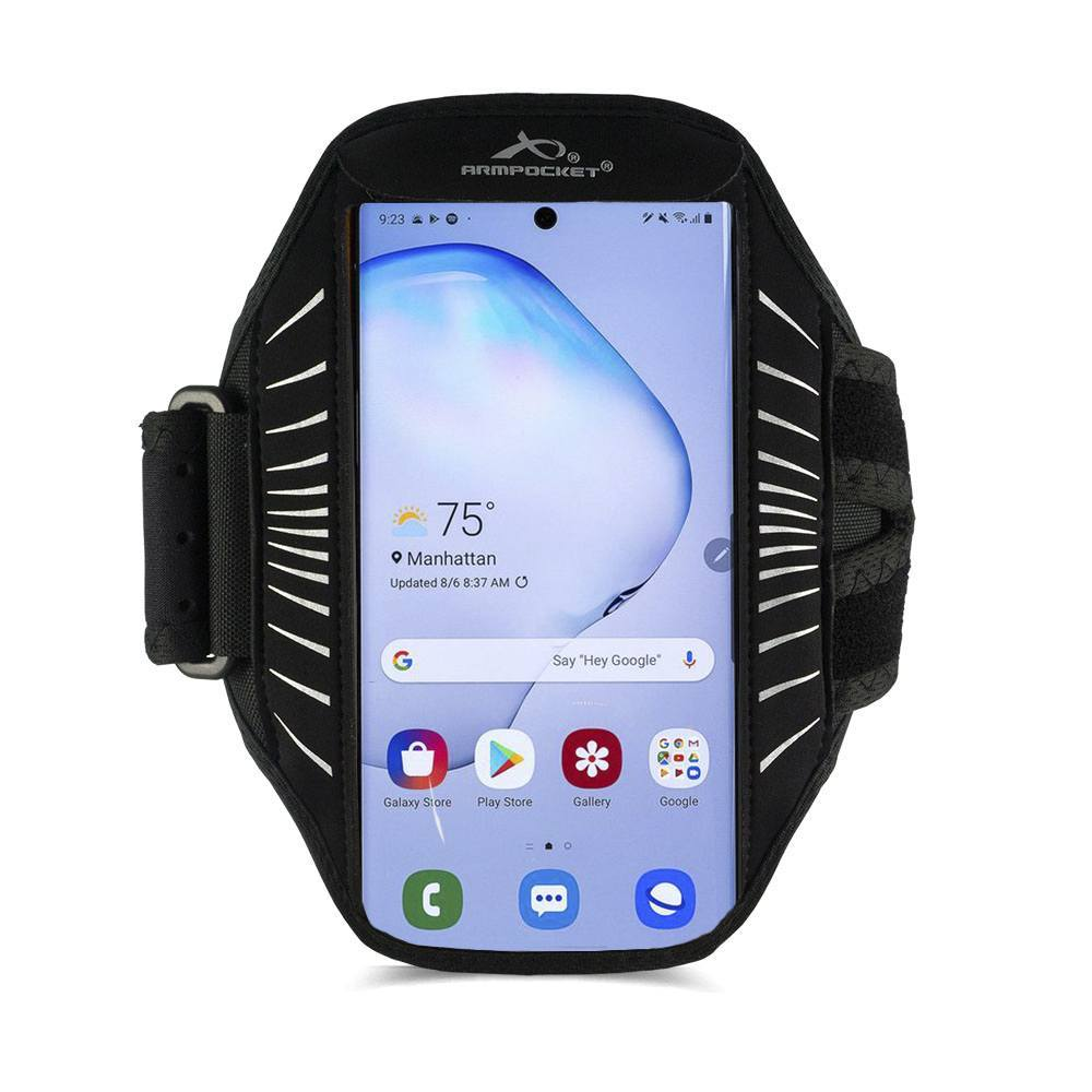 Racer Edge, thin armband for LG G8 ThinQ Front