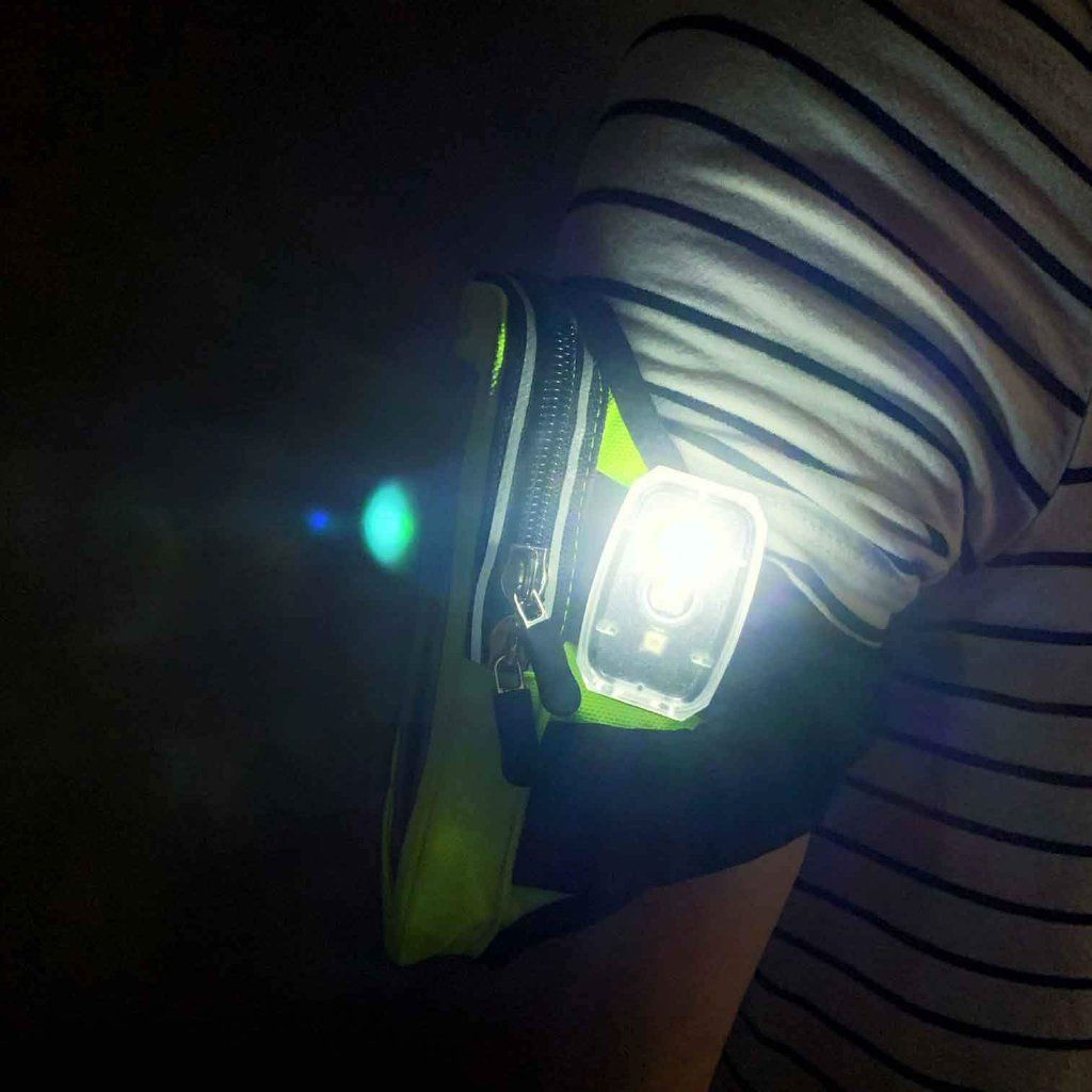 Rechargeable LED Safety Light