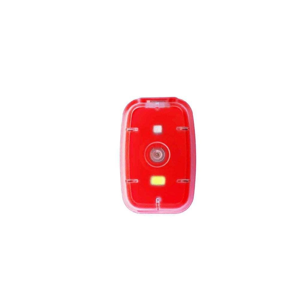 Rechargeable LED Safety Light Red