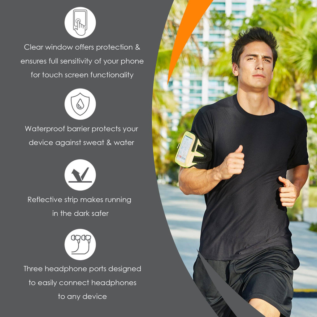 Ultra i-35 Running Armband Features