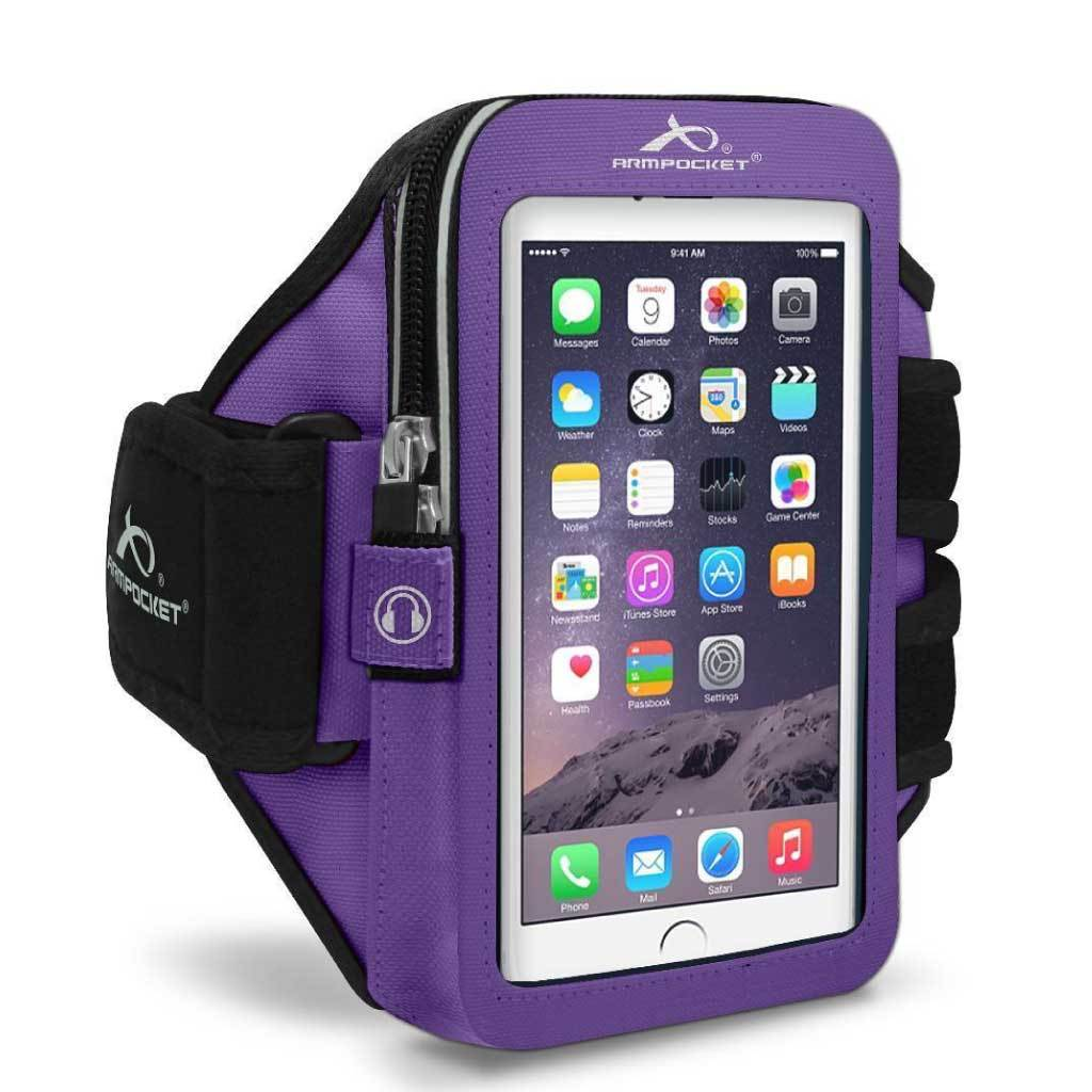 Ultra i-35 armband for iPhone 6/6s Purple