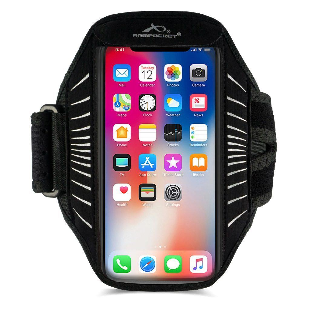 Racer Edge, thin armband for iPhone XS Max Front