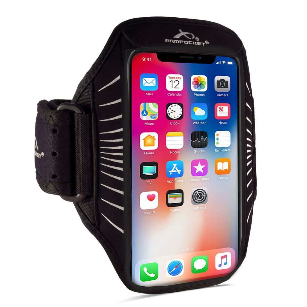 Racer Edge, thin armband for iPhone 8 Plus Right