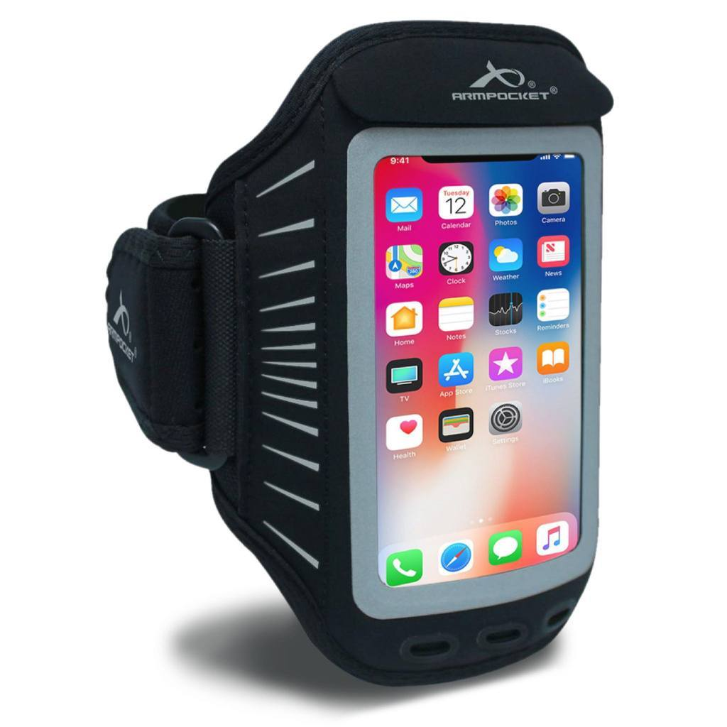 Racer Plus, thin armband for iPhone 8/7/6 Plus, Galaxy S7/S6, Pixel 4a & more