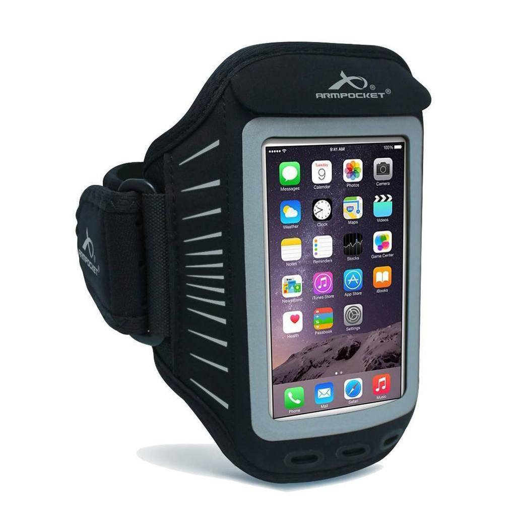 Racer, slim-fit armband for iPhone 8