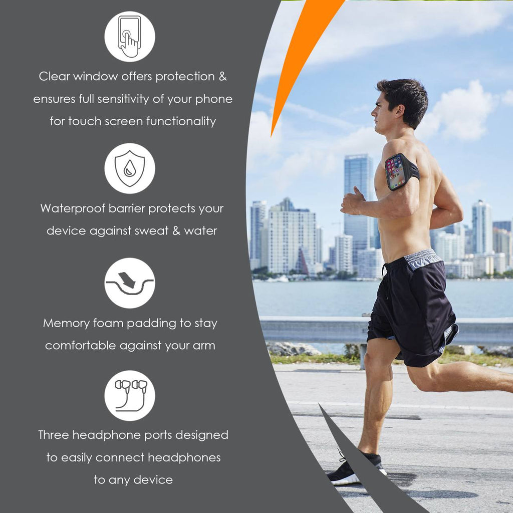 Armpocket X Running Armband Features