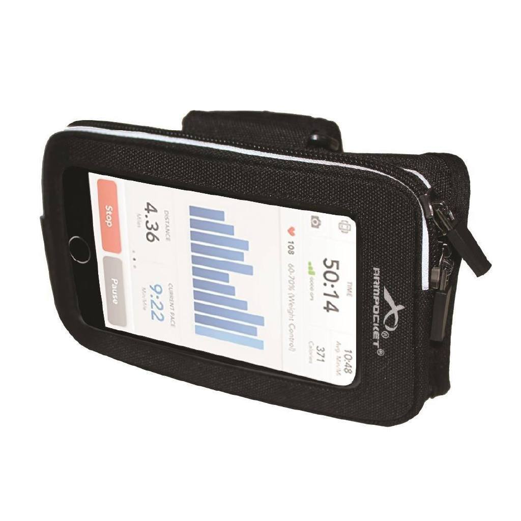 Wrister Forearm Armband for Phones and Cases up to 5.8 Inches