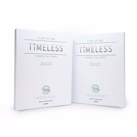 Timeless Invisible Silk Mask