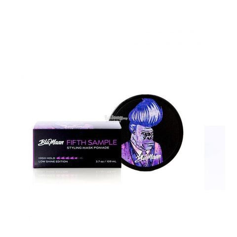 Blumaan Fifth Sample Styling Mask Pomade Low Shine Edition