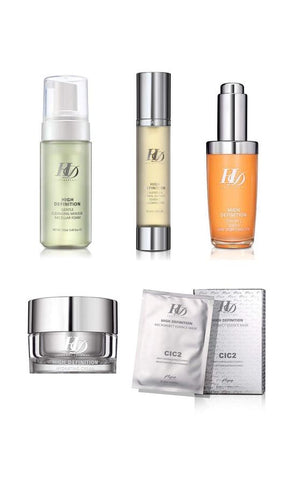 HD Oily Skin Bundle